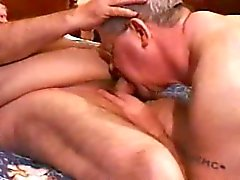 Homosexuales Older del cacho Couple