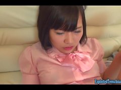 Jav amateur Rin suce et baise en action Uncensored Portant son uniforme Très mignon étudiants