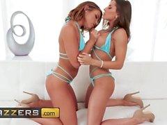 Lesbisk fitta video