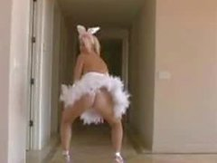 Alison Angel's Bunny Dance