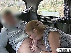 Massive amateur slut pounded instead of paying her fare