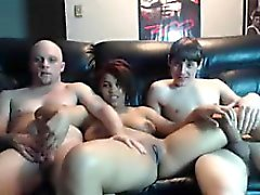 threeway Fruity double fellation Garnet de 1fuckdatecom