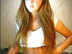 Young Girl la WebCam