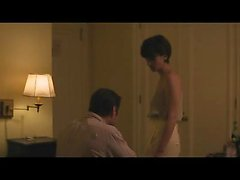 Paz Vega hot tits and ass in a sex scene