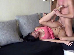 german amateur girlfriend creampie homemade