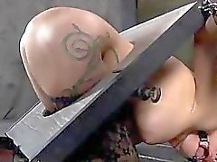 Hot slaves delighting each other