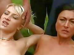 Best gang bang ever (french )