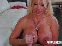 Ein Catfights auf Band Porno Legende Big Tit Cougar Sex