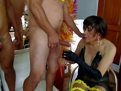anal sex gangbang with four lovers happy year 2019