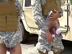 Nude military physical exams can