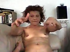 Aged Brunette Street Whore Sucking On Dick POV