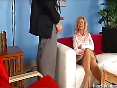 Horny Wife Fucked By her Therapy Doctor