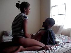 Antigua en Barbuda Teen sextape Na school neuken