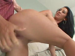 Jayden Jaymes Oil Fuck