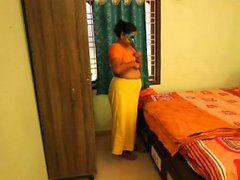 New Indian Bhabhi Ready To Get Fuck In Bedroom