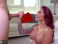 Monique Alexander gicler Brazzers creampie porno