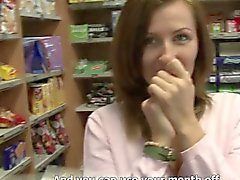 maxcuckold Czech Market Sales Girl Got Bonus Money