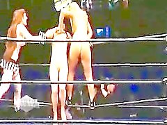 Carmen Electra's - Naked Womens Wrestling League!