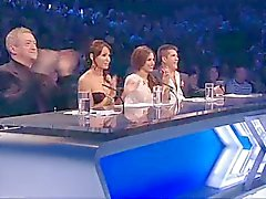 Britney Spears - Womanizer, live X Factor HD