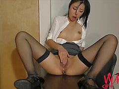 Amazing office whore