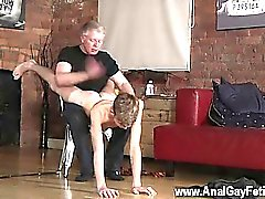 Gay video Spanking The Schoolboy Jacob