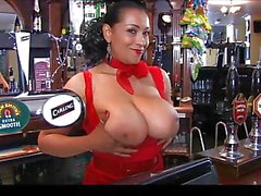 Danica Collins - in the Bar