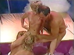 Ginger Lynn, Paul Baressi, Steve Powers