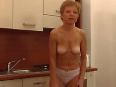 Secrets of Horny Mature 4 - Scene 6
