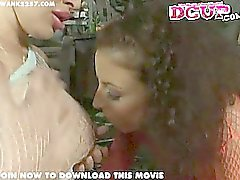 Mandy Bright and Maria Bellucci are all hot and bothered in