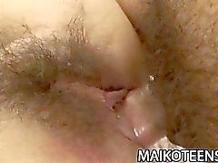 Anri Tomita - Pretty Japan Teenager İlk Kez Sex