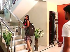 Desi Indian Gf Comes To Lover Home for Sex Mm
