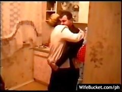 Funny Russian swingers party