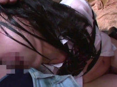 Jav Idol Abe Mikako Bound In jail Gets Rough Deep Throat