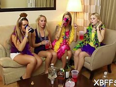 bff gfs are mad about cocks segment film 1