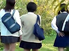 Asian teens spied pissing