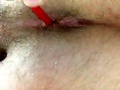 masaje de próstata con culo ditonel y
