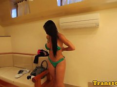 Brazillian shemales in bikinis Brazilian Tranny Beauty Posing In Sexy Bikini Porno Video N18609738 Xxx Vogue