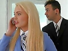Demanding angel gives fellow an cock riding