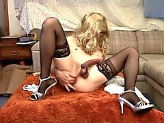 CD Sissy Jerk Off Ass Play CBT