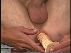young hung and bareback - Scene 1