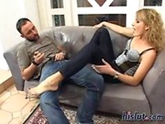 Popular Foot Fetish, FootJob Movies
