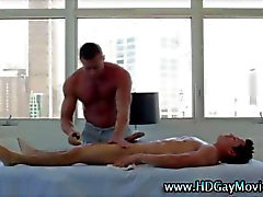 Loving gay hunks pole tasting