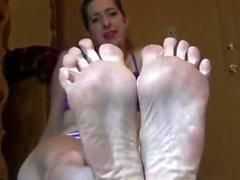 Amateur Fuß Fetisch Fick