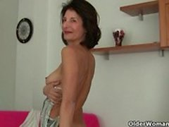 My favorite videos of French gilf Emanuelle