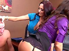 squirting lesbians adriana chechik and megan rain