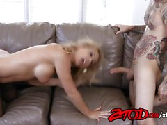 MILF Cherie Deville Gets Fucked Hard By Small Hands