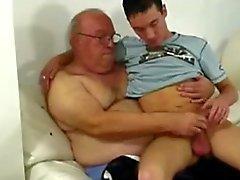 gros vieux gays