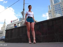 Jeny Smith - UpSkirt Teil2