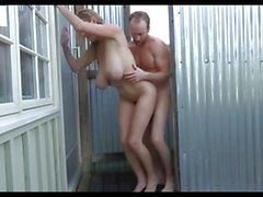 Public Camping Shower Sex