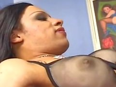 big dick tranny midget ruby fucks dude